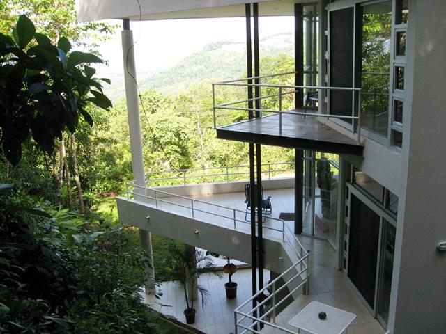 Costa Rica property for sale in rainforest eco-community Portasol