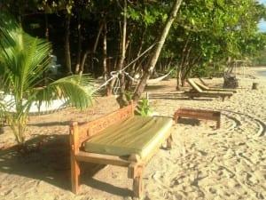 Pranamar Sunset beach bar