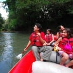 Safari Float Penas Blancas River