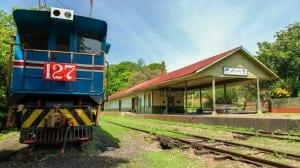 Atenas Railway Museum