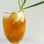 Caribbean cuisine Agua de Sapo