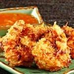Caribbean cuisine Coconut Shrimp