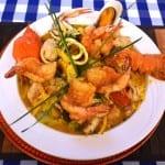 Caribbean cuisine Rondon