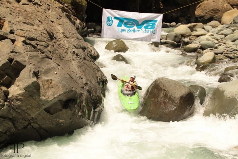 Chorro River Race 2015 comes to Manuel Antonio, Costa Rica