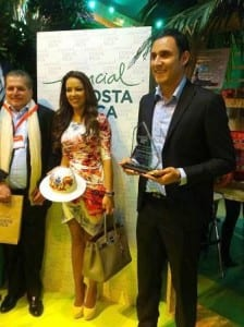 Keylor Navas is new Costa Rica ambassador of tourism