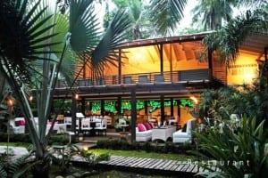 Le Numu Restaurant Hotel Le Cameleon Costa Rica