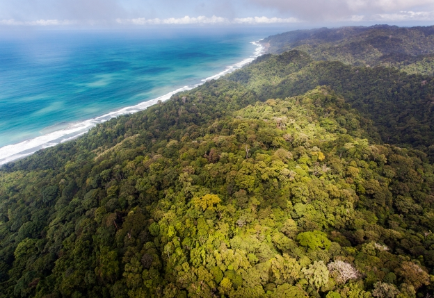 Osa Peninsula, photo by Audubon Magazine