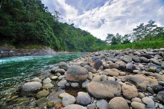 Savegre River Manuel Antonio Costa Rica