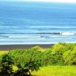 Beach at Nosara Costa Rica