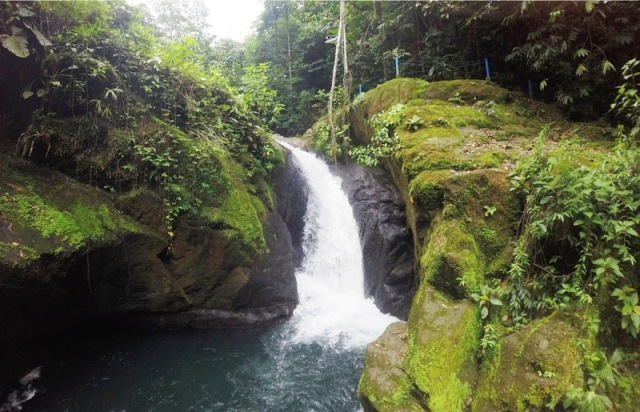 Cazuela Waterfall at Portasol Living in Costa Rica