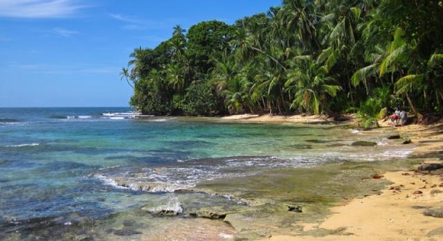 Manzanillo Beach, Southern Caribbean Costa Rica