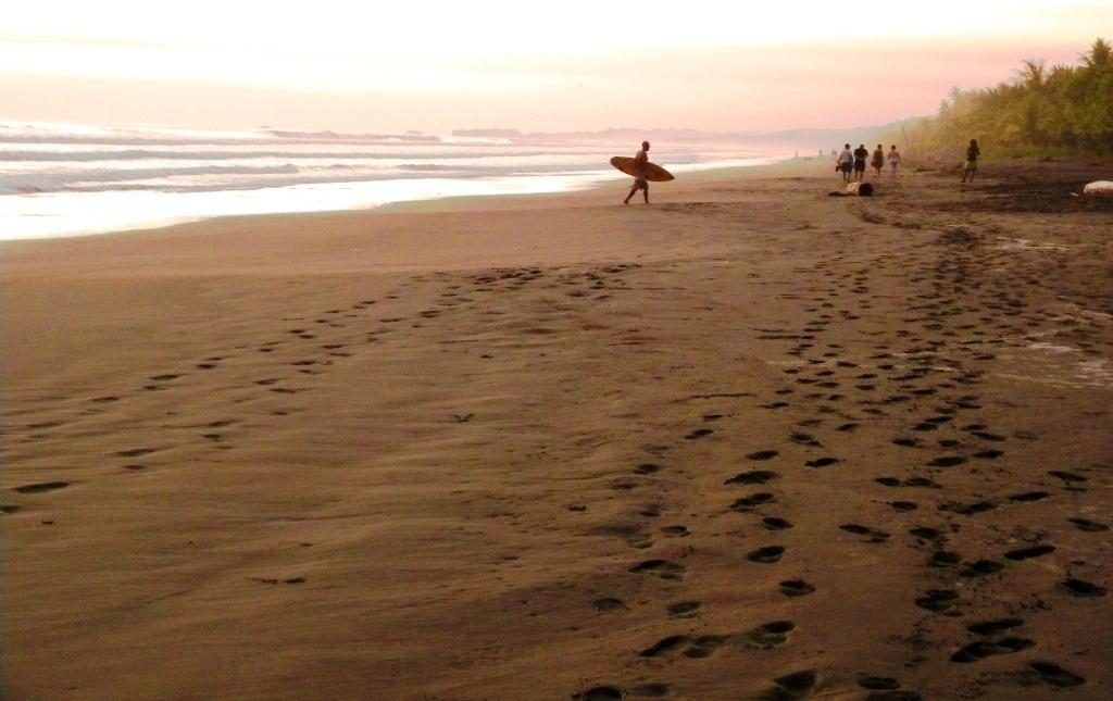 Playa Matapalo Costa Rica, image by Shannon Farley