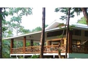 Portasol Toucan House in the tropics