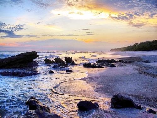 Santa Teresa Costa Rica sunsets