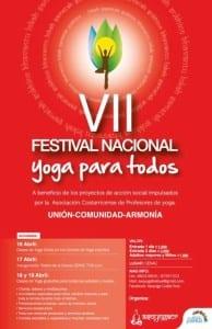 Yoga Festival San Jose Costa Rica 2015