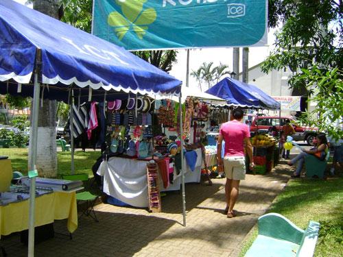 Atenas Costa Rica Climate Fair