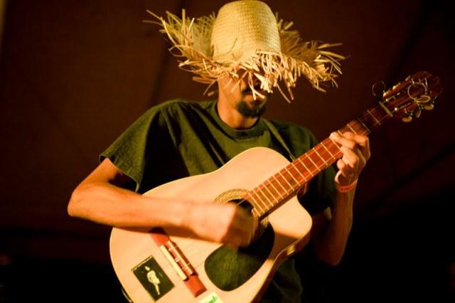 Caricaco Music Festival in Nosara Costa Rica, courtesy of Caricaco