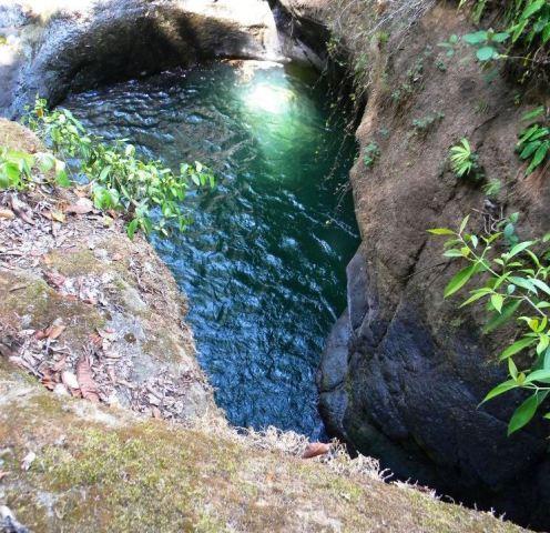 Cazuela Waterfall pool at Portasol Living