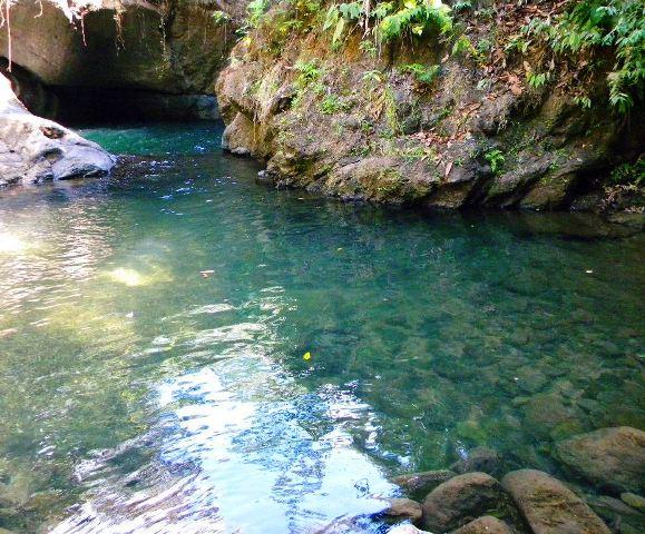 Cazuela Waterfall double pools
