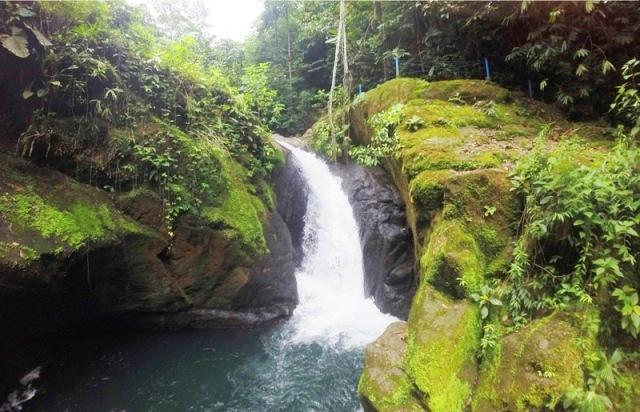 Cazuela Waterfall at Portasol Living in Costa Rica