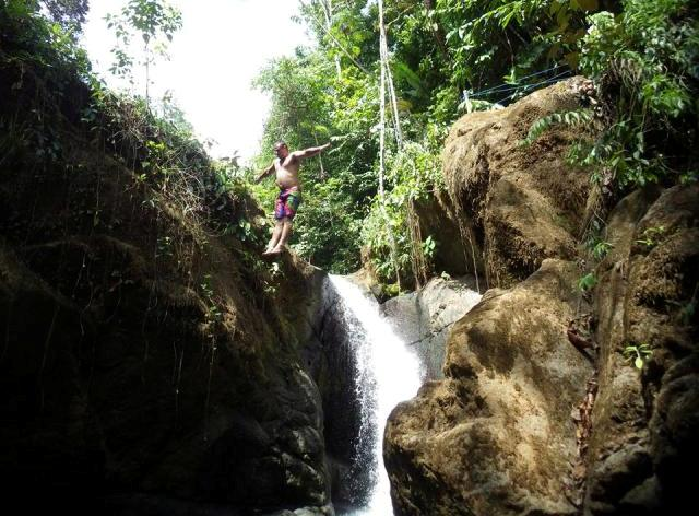 Try your own #AirBrady jump at these Costa Rica waterfalls