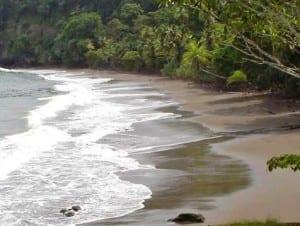 Costa Rica national park Corcovado
