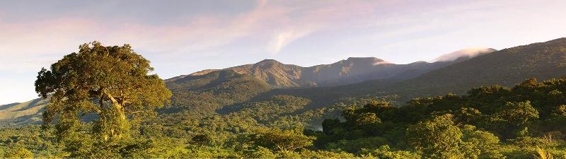 Costa Rica national park Rincon de la Vieja