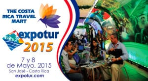 Expotur 2015 Costa Rica travel show