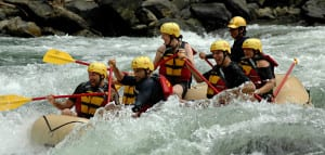 Pacuare River whitewater rafting Costa Rica