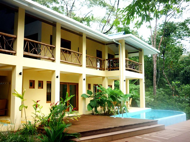 Portasol vacation home Casa Mono Loco in Costa Rica