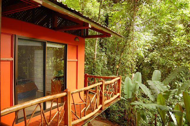 Portasol Vacation bungalow in Costa Rica
