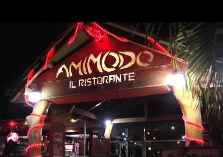 Restaurant Amimodo in Puerto Viejo, Costa Rica