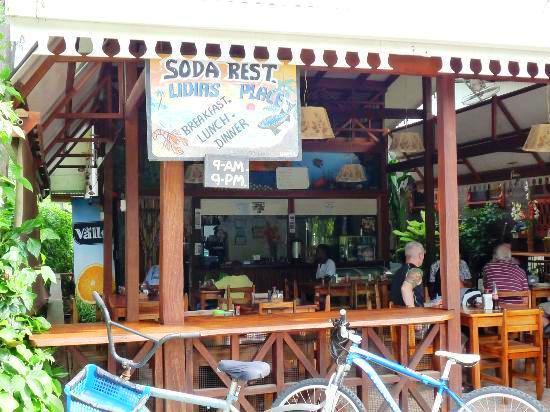 Restaurant Soda Lidia, Puerto Viejo, Costa Rica