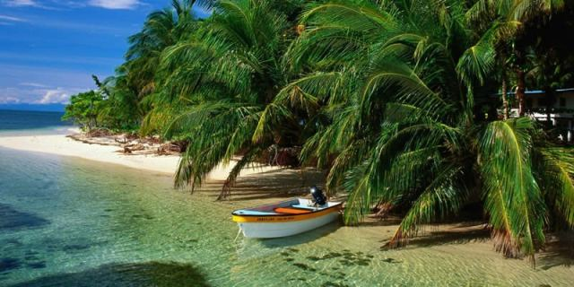 Bastimento Isla Zapatilla National Park, Bocas del Toro, Panama