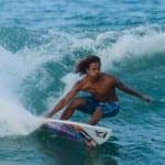 Costa Rica surfer Carlos Munoz, image by Costa Rica Surf Federation