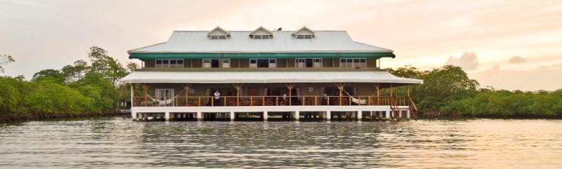 Hotel Laguna Azul, Bocas del Toro, Panama