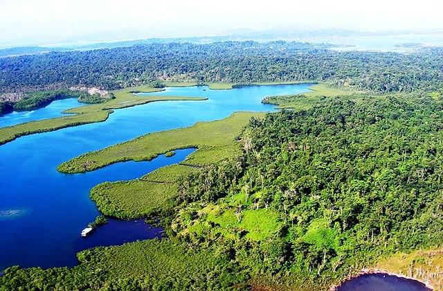 Popa Island, Bocas del Toro, Panama
