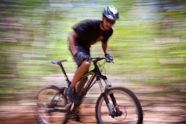 New Costa Rica mountain biking tour rides Rincon de la Vieja Volcano