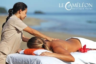 Why you need to start off every vacation with a relaxing massage