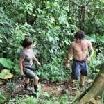 Marcia Gay Harden & Oscar Jaenada in After Words movie filmed at Portasol in Costa Rica