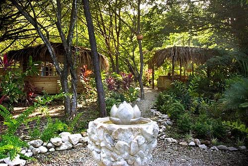 Spa Natural, Hotel Tropico Latino, Santa Teresa, Costa Rica