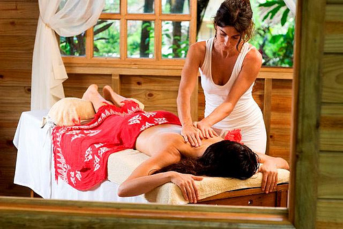Spa Natural massage, Hotel Tropico Latino