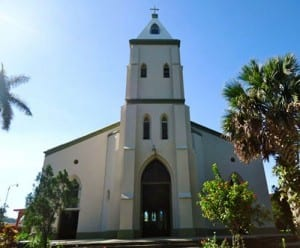 Atenas Costa Rica Church