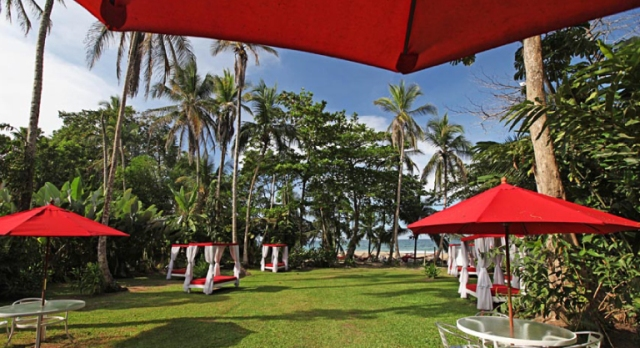 Beach Club Hotel Le Cameleon