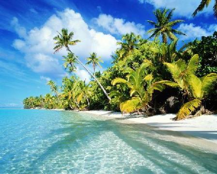 Caribbean Coast in Costa Rica