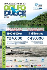 Open Water Swim Golfo Dulce 2015