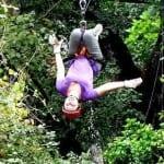 Playa del Coco tours canopy zipline tour