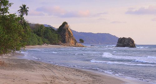 Pranamar Oceanfront VIllas and Yoga Retreat in Santa Teresa, Costa Rica.