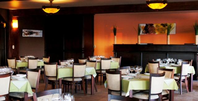 Laggus Restaurant at El Establo Hotel in Monteverde Costa Rica
