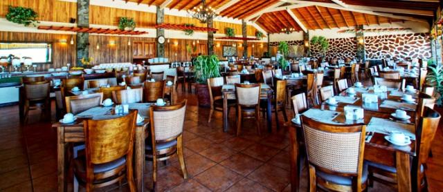 El Establo restaurant Las Riendas in Monteverde Costa Rica